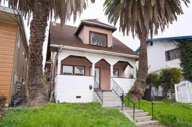 812 37Th St, Oakland, CA 94608 (#MR40849427) :: The Warfel Gardin Group