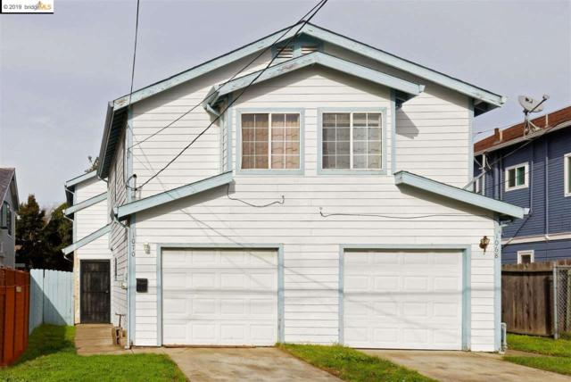 1070 55Th St, Oakland, CA 94608 (#EB40849473) :: The Warfel Gardin Group