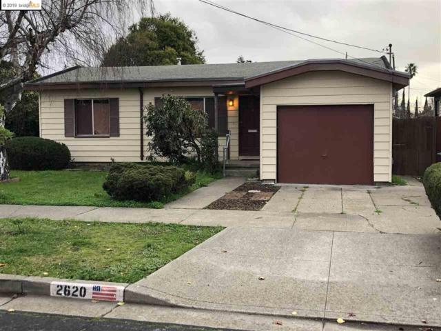 2620 Lincoln Ave, Richmond, CA 94804 (#EB40850079) :: Brett Jennings Real Estate Experts