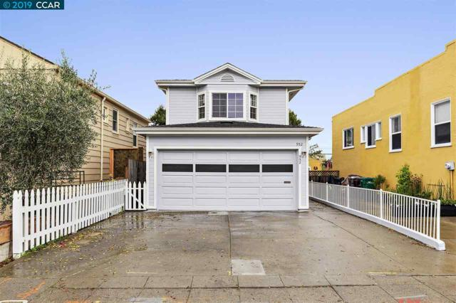 952 Masonic Ave, Albany, CA 94706 (#CC40850174) :: The Goss Real Estate Group, Keller Williams Bay Area Estates