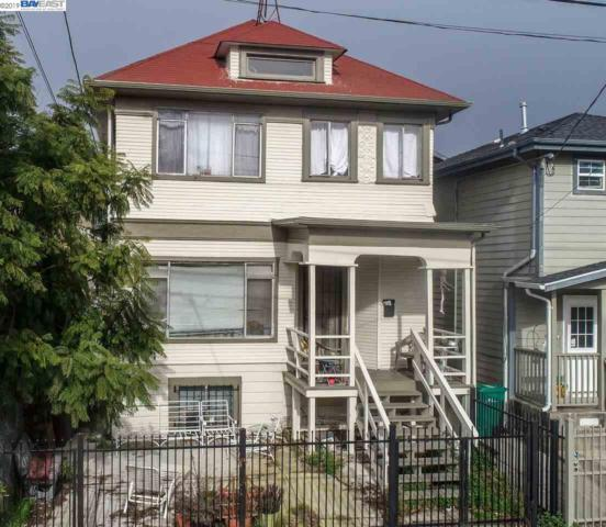 670 32nd Street, Oakland, CA 94609 (#BE40850225) :: RE/MAX Real Estate Services