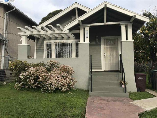 5940 Hayes St, Oakland, CA 94621 (#BE40850262) :: Strock Real Estate