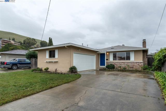 553 Mildred Place, Hayward, CA 94544 (#BE40850306) :: The Goss Real Estate Group, Keller Williams Bay Area Estates