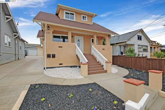 2211 42nd Ave, Oakland, CA 94601 (#BE40850540) :: Strock Real Estate