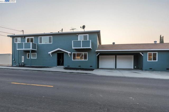 22811 5Th St, Hayward, CA 94541 (#BE40850544) :: The Warfel Gardin Group