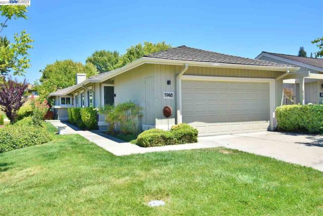 1948 Rancho Verde Cir E, Danville, CA 94526 (#BE40850578) :: The Gilmartin Group