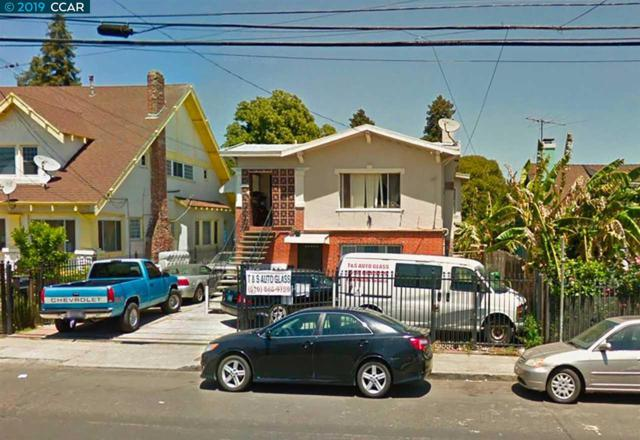 5432 Foothill Blvd, Oakland, CA 94601 (#CC40850679) :: The Gilmartin Group