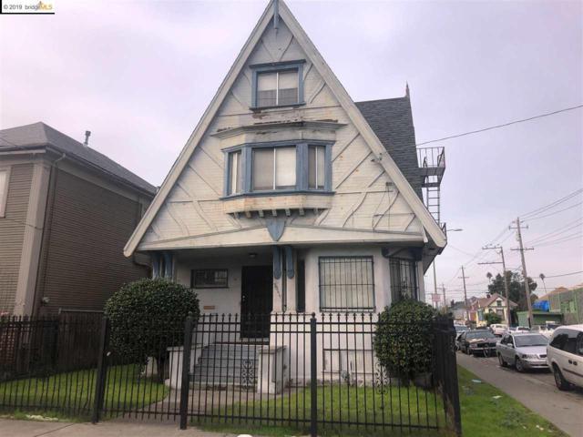 2049 Market St, Oakland, CA 94607 (#EB40850712) :: Strock Real Estate