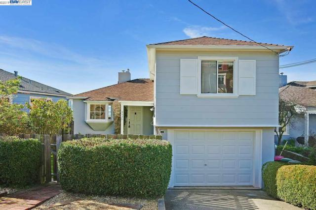 242 Trinity Ave, Kensington, CA 94708 (#BE40850919) :: The Kulda Real Estate Group