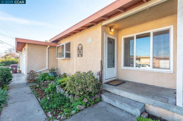 406 Perkins Dr, Hayward, CA 94541 (#CC40851184) :: Julie Davis Sells Homes