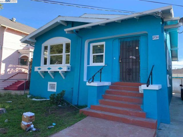 2014 24th Ave, Oakland, CA 94601 (#BE40851244) :: Brett Jennings Real Estate Experts