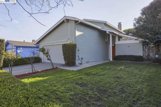 4224 Gordon St, Fremont, CA 94555 (#BE40851257) :: The Gilmartin Group
