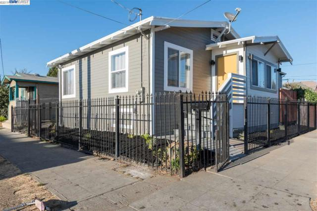 1601 85Th Ave, Oakland, CA 94621 (#BE40851303) :: Strock Real Estate