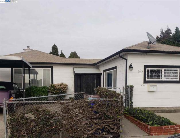 3615 Chanslor Ave., Richmond, CA 94805 (#BE40851331) :: The Gilmartin Group