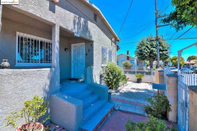 6842 Flora Street, Oakland, CA 94621 (#EB40851419) :: The Kulda Real Estate Group