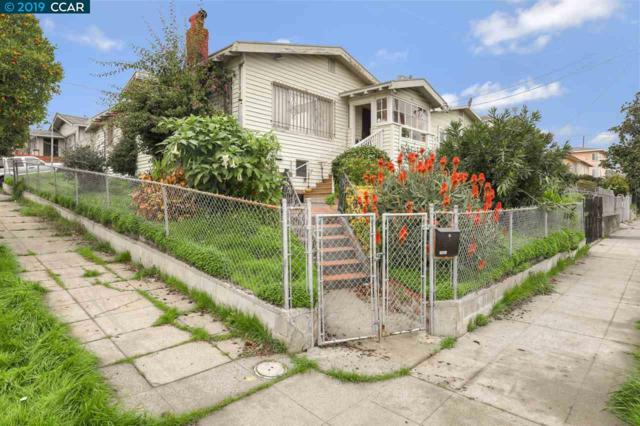 2401 19Th Ave, Oakland, CA 94606 (#CC40851644) :: The Kulda Real Estate Group