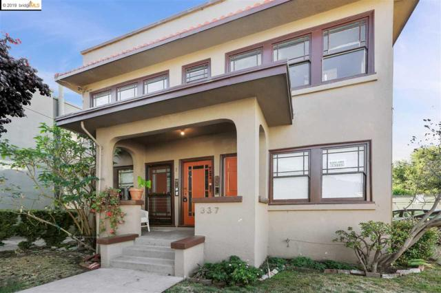 337 42nd, Oakland, CA 94609 (#EB40851706) :: The Gilmartin Group
