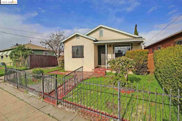 1717 100Th Ave, Oakland, CA 94603 (#EB40851726) :: Strock Real Estate