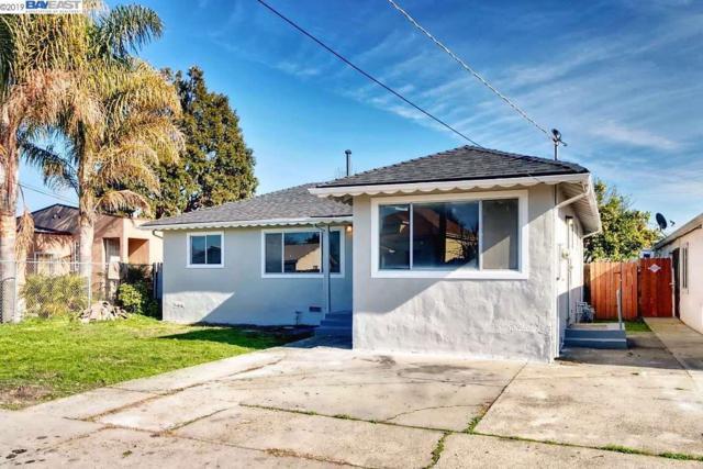 544 Douglas Ave, Oakland, CA 94603 (#BE40851750) :: The Goss Real Estate Group, Keller Williams Bay Area Estates