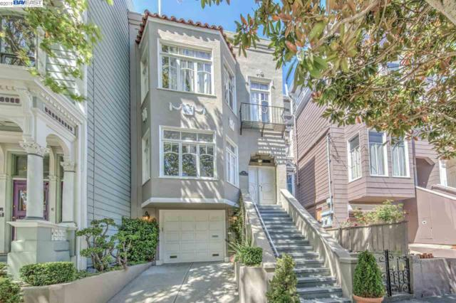 246 Waller St, San Francisco, CA 94102 (#BE40851801) :: The Gilmartin Group