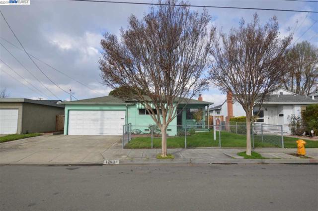 1263 Mcbride Lane, Hayward, CA 94544 (#BE40851824) :: The Goss Real Estate Group, Keller Williams Bay Area Estates