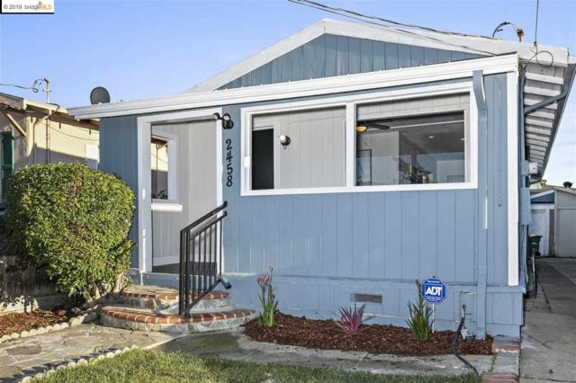 2458 65Th Ave, Oakland, CA 94605 (#EB40851936) :: The Kulda Real Estate Group