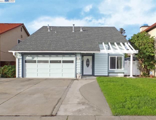 442 Cape Cod Dr, San Leandro, CA 94578 (#BE40852055) :: Strock Real Estate