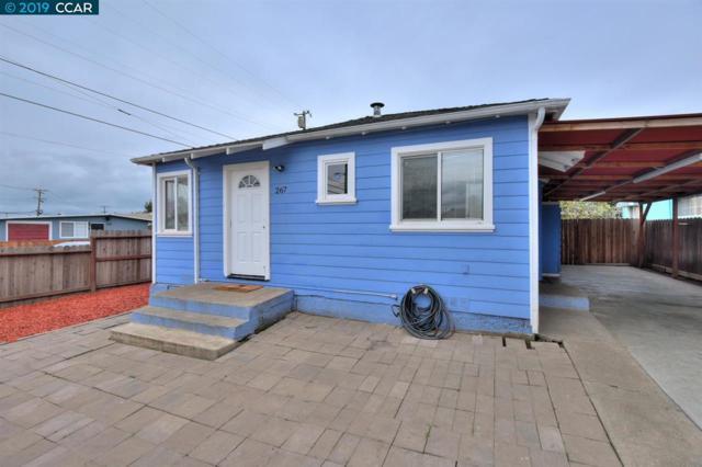 267 S 35Th St, Richmond, CA 94804 (#CC40852099) :: Brett Jennings Real Estate Experts