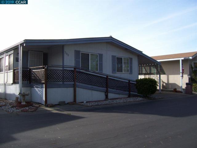 308 Via Peralta, PACHECO, CA 94553 (#CC40852190) :: Strock Real Estate