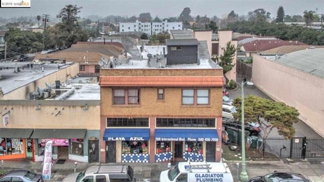 2816 International Blvd, Oakland, CA 94601 (#EB40852196) :: The Gilmartin Group
