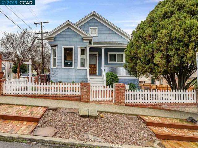 1434 Lillian St, Crockett, CA 94525 (#CC40852341) :: The Goss Real Estate Group, Keller Williams Bay Area Estates