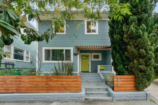 588 55th, Oakland, CA 94609 (#MR40852416) :: The Gilmartin Group