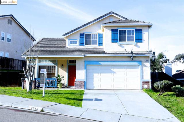 2314 Fieldgate Dr, Pittsburg, CA 94565 (#EB40852628) :: Brett Jennings Real Estate Experts