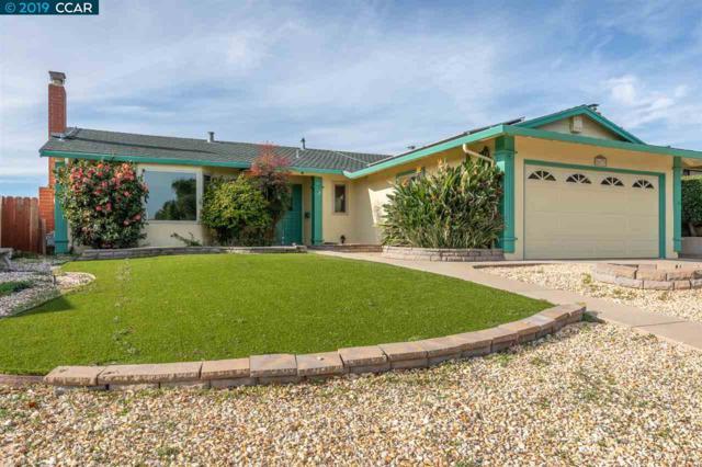 2633 Silvercrest St, Pinole, CA 94564 (#CC40852635) :: Strock Real Estate