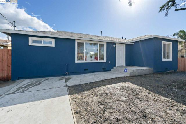 100 Ghormley Ave, Oakland, CA 94603 (#BE40852755) :: Strock Real Estate
