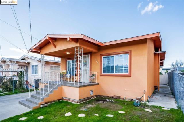 1301 54Th Ave, Oakland, CA 94601 (#EB40852772) :: Strock Real Estate