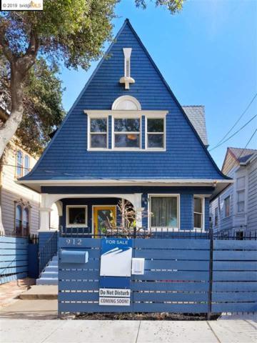 912 Peralta St, Oakland, CA 94607 (#EB40852856) :: Strock Real Estate