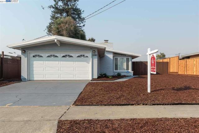 1280 Encina Street, Hayward, CA 94544 (#BE40853079) :: The Goss Real Estate Group, Keller Williams Bay Area Estates