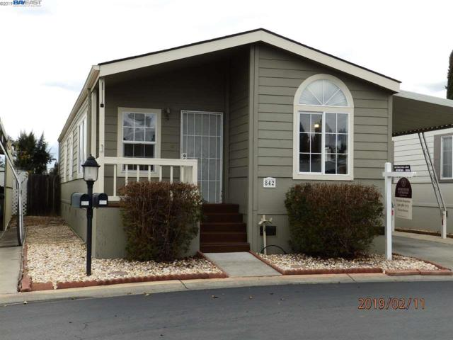 842 Sungold, Livermore, CA 94551 (#BE40853088) :: The Gilmartin Group