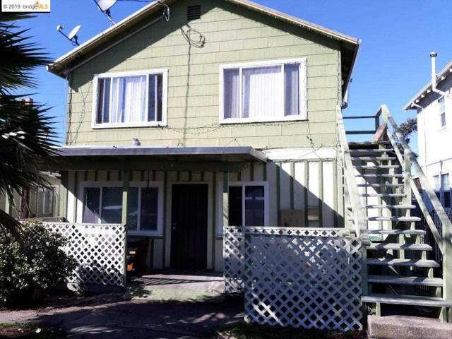 41st Ave, Oakland, CA 94601 (#EB40853107) :: The Gilmartin Group