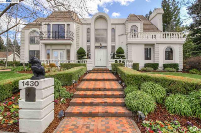 1430 Bent Oak Ln, Danville, CA 94506 (#BE40853115) :: The Kulda Real Estate Group