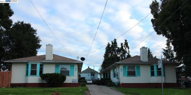 2218 82nd Ave, Oakland, CA 94605 (#BE40853117) :: The Kulda Real Estate Group