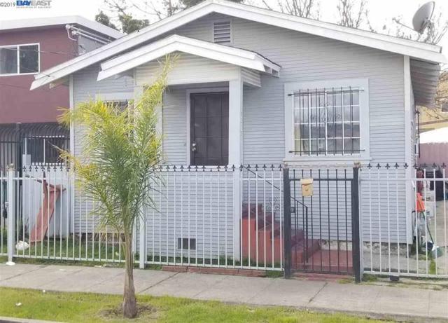 6215 Eastlawn St, Oakland, CA 94621 (#BE40853341) :: Strock Real Estate