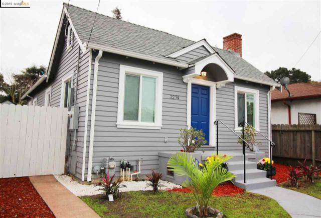 2274 83Rd Ave, Oakland, CA 94605 (#EB40853371) :: Brett Jennings Real Estate Experts