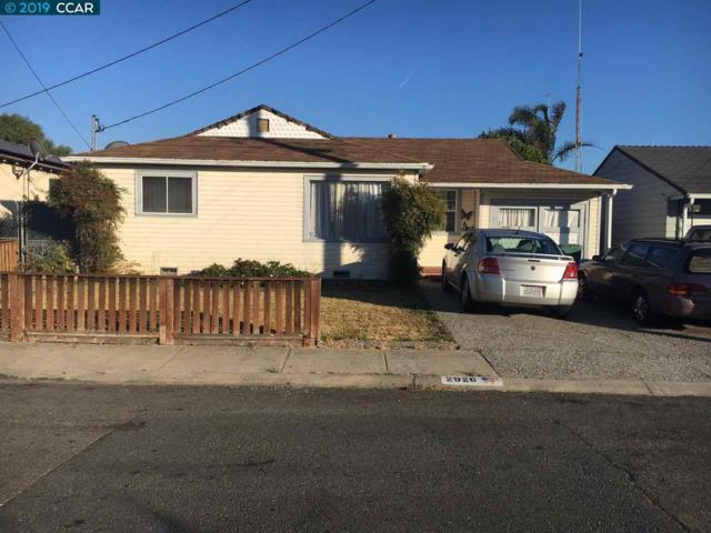2926 Devon Way, San Pablo, CA 94806 (#CC40853415) :: The Warfel Gardin Group