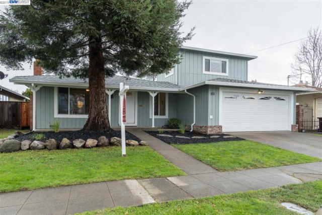 678 Denslowe Lane, Hayward, CA 94545 (#BE40853454) :: Strock Real Estate