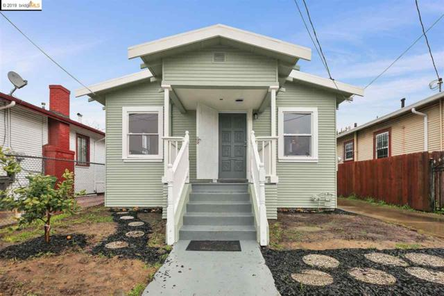7438 Krause Ave, Oakland, CA 94605 (#EB40853514) :: Strock Real Estate