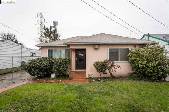9919 Hesket Rd, Oakland, CA 94603 (#EB40853518) :: The Gilmartin Group