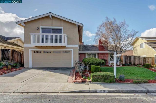 4420 Sugar Maple Ct., Concord, CA 94521 (#CC40853529) :: The Goss Real Estate Group, Keller Williams Bay Area Estates
