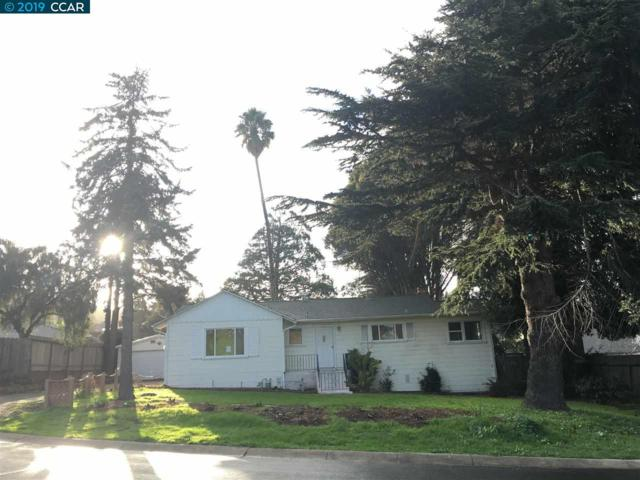 3901 Hillcrest Rd, El Sobrante, CA 94803 (#CC40853787) :: The Kulda Real Estate Group